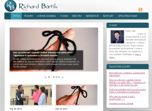 richard bartik web