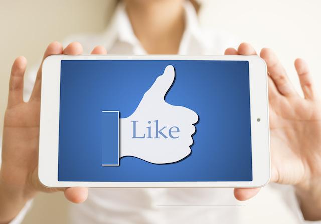 Facebook Výzva k akcii 7