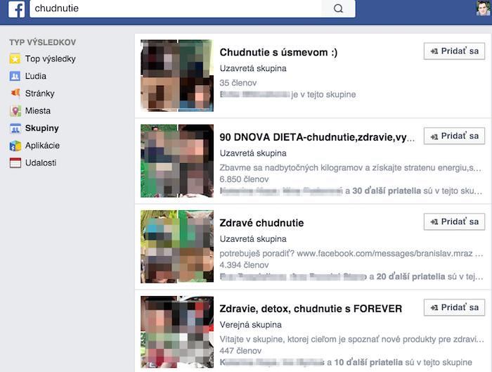 Prečo mať Facebook - skupiny