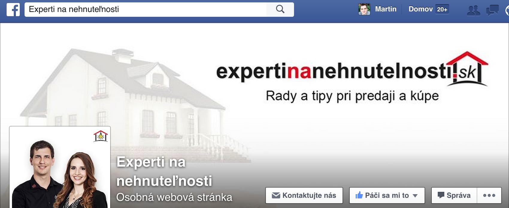 Rado Zarecký - Facebook fanpage