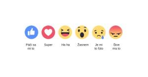Facebook páči sa mi to - náhľad