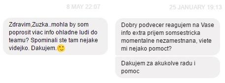 Facebook spolupráca